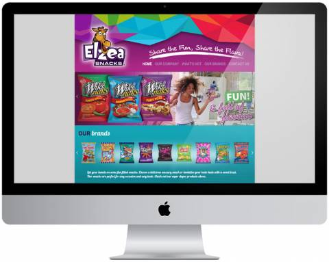 Elzea Snacks screenshot